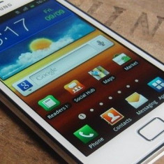VAND URGENT! SAMSUNG GALAXY S2 ALB! FARA NICI O ZGARIETURA IN PERFECTA STARE ATAT LA EXTERIOR CAT SI LA INTERIOR!! - Telefon mobil Samsung Galaxy S2, 16GB, Neblocat