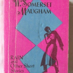 RAIN AND OTHER SHORT STORIES, W. Somerset Maugham, 1977. Carte noua - Carte in engleza
