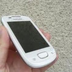 Samsung galaxy mini s5570 white - Telefon mobil Samsung Galaxy Mini, Alb, Orange