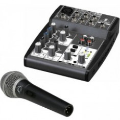 Microfon Pro & Mixer - Mixer audio Altele