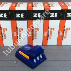 PACHET AVANTAJ MAGNUS 11-1250 tuburi tigari MAGNUS filtru normal+Injector Triplu