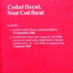 CODUL FISCAL - Carte Legislatie
