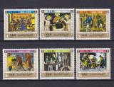 Yemen 1969 - serie MNH