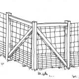 Plasa gard din sarma zincata