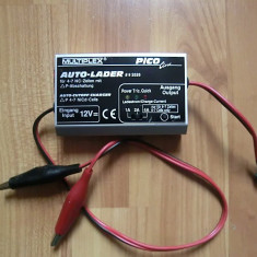 Incarcator acumulatori Auto Lader Multiplex Pico line 92526 - Aeromodelism