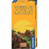 SIGILATA! NOUA! Joc de societate CATAN, Kosmos Colonistii din Catan - Extensie Negustori si barbari pentru 5-6 jucatori . Joc de strategie!