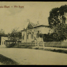 Ocnele-Mari - Vila Rosca Circulata - Circulata - Hunedoara -1929