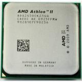 Vand Procesor am2+ AM3 AM3+ Athlon II X2 245 Dual Core 2900 Mhz cooler box amd, 65W.Functioneaza cu ddr2 sau ddr3 Va rog cititi conditiile
