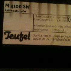 HOME CINEMA TEUFEL Subwoofer - Sistem Home Cinema, 301-500 W