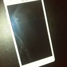 Lg Optimus 4X HD - Telefon mobil LG Optimus 4X HD, Alb