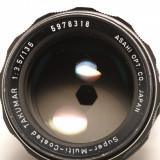 SMC Takumar 135mm f3.5 - montura M42