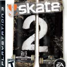 Skate 2 PS3 JOC ORIGINAL FULL English UK Zona 2 - Jocuri PS3 Ea Sports, Sporturi, 3+