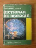 h3 TEOFIL CRACIUN, LUANA LEONORA CRACIUN - DICTIONAR DE BIOLOGIE