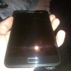 Samsung Galaxy Note N7000 - Telefon mobil Samsung Galaxy Note, Negru, 16GB, Neblocat