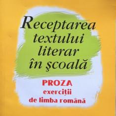 RECEPTAREA TEXTULUI LITERAR IN SCOALA - Ilie Cileaga - Culegere Romana