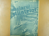 Ziarul stiintelor si al calatoriilor Nr. 25 1934   M. T. Rumano In inima padurilor virgine