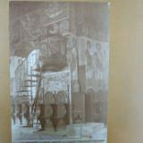 Fotografie Manastirea Vacaresti Vedere in corul bisericii 1935  Colectia Comisiei Monumentelor Istorice