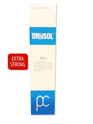 Antiperspirant Drysol Roll-On Extra Strong XXL 60ml - Transpiratie Excesiva foto