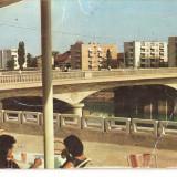 CPI (B3865) ORADEA. EDITURA MERIDIANE, CIRCULATA, 1965, STAMPILE - Carte Postala Crisana dupa 1918, Fotografie