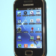 Samsung Galaxy mini 2 GT-S6500D - stare buna - negru - Telefon mobil Samsung Galaxy Mini 2, Orange
