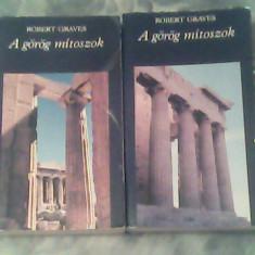 A gorog mitoszok I-II-Robert Graves