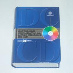 ELENA COMSULEA \ VALENTINA SERBAN \SABINA TEIUS - DICTIONAR EXPLICATIV AL LIMBII ROMANE DE AZI ~ contine CD ROM ~ - DEX