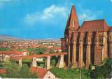 Carte postala CP HD016 Hunedoara - Castelul Huniazilor - circulata 1974