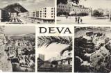 Carte postala CP HD015 Deva - Cetatea Devei RPR - necirculata