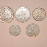 5 MONEDE DIFERITE - ECUADOR