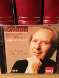 BRAHMS - Concerto Pianoforte  n 1/ Claudio Arrau  (2001/EMI REC)  cd NOU/SIGILAT, emi records