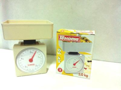 Cantar de bucatarie- KV 50   -Tescoma / greutate maxima 5 kg foto