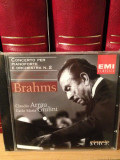 BRAHMS - Concerto Per Pianoforte/ Orchestra n 2 / C. Arrau (2001)-cd NOU/SIGILAT, emi records