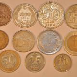 11 MONEDE DIFERITE - TURCIA