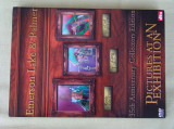 EMERSON LAKE AND PALMER - Pictures At An Exhibition - DVD Original NOU