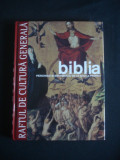 BIBLIA* PERSONAJE SI EVENIMENTE: DE LA REGI LA PROFETI volumul 8  {2010}