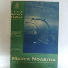 Marea Noastra Revista ligii navale romane Anul IX Nr. 4  Aprilie 1940