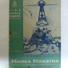 Marea Noastra Revista ligii navale romane Anul VIII Nr. 12  Decembrie 1939