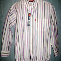 Camasa barbati Made in Italia masura S, Marime: S, Culoare: Alb, Maneca lunga