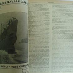 Marea Noastra  Revista ligii navale romane Anul  VII Septembrie 1939