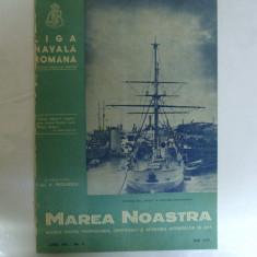 Marea Noastra Revista ligii navale romane Anul VIII Nr.  5   Mai 1939