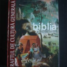 BIBLIA* PERSONAJE SI EVENIMENTE: DE LA CREATIE LA JUDECATORI volumul 7  {2010}, Alta editura