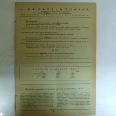 Marea Noastra  Revista ligii navale romane Anul  X Septembrie 1942