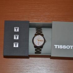 Tissot Men's Watches Seastar II AUTOMATIC T55.8.483.11 - Ceas barbatesc Tissot, Casual, Mecanic-Automatic, Inox, Ziua si data
