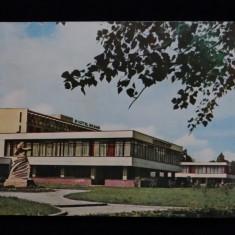 Eforie Nord - Hotel Bran - Intreg postal - Circulat anii '70