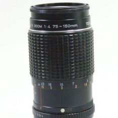 Vand obiectiv PENTAX-M 75-150mm 4 - Obiectiv DSLR Pentax, Pentax - K