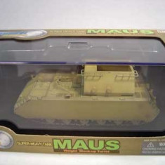 1475.Macheta tanc MAUS Super Heavy - DRAGON ARMOR scara 1:72