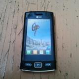 Vand Lg GM360 - Telefon LG, Negru, <1GB, Neblocat, Fara procesor, Nu se aplica