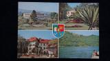Caras-Severin - Otelul Rosu  - casa de cultura '76 - Circulat - Intreg postal