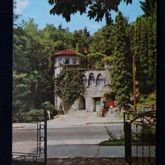 Calimanesti - Vila Florilor '76 - Circulat - Intreg postal - Carte Postala Oltenia dupa 1918