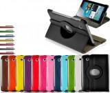 Cumpara ieftin Husa rotativa 360 Samsung Galaxy Tab 2 Tab2 7.0 P3100 P3110 3113 + bonus